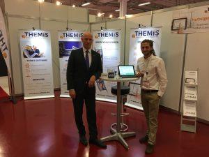 THEMIS Software auf dem Ostwestfälischen Brandschutztag