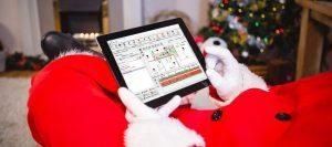 Weihnachts-Gewinnspiel